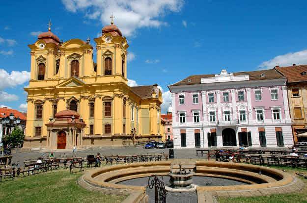 Romania's Timişoara is European Capital of Culture 2021