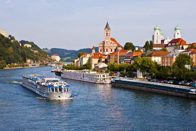 More travellers are interested in taking a river cruise, say cruise companies