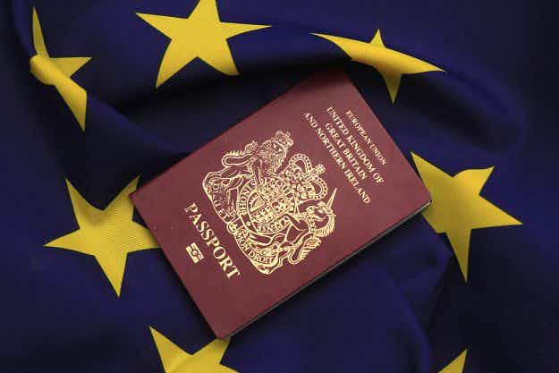 With the UK considering a return to blue passports, the meaning behind passport colours is revealed