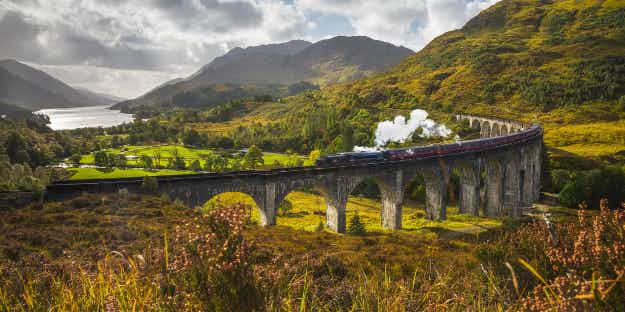 Need a part-time job? National Rail in the UK will pay someone to travel the country by train