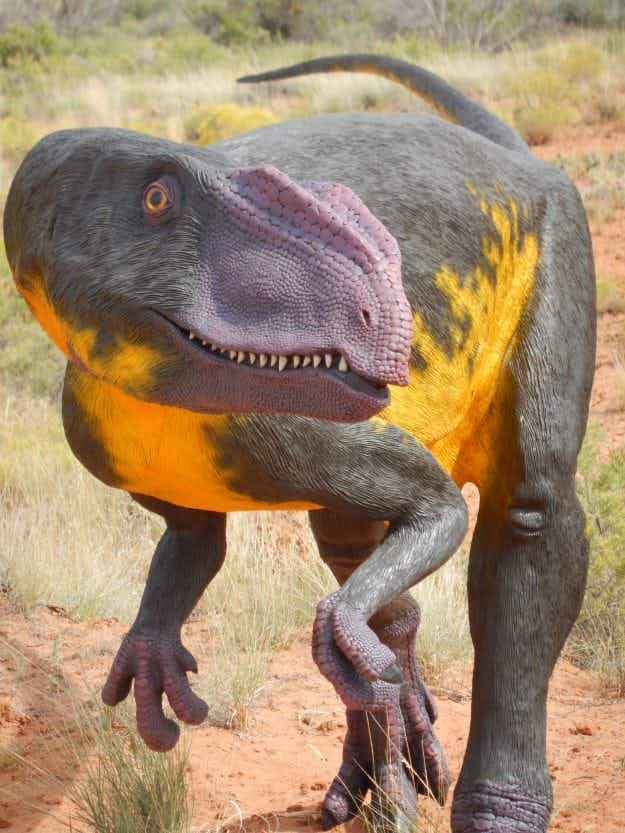 Not exactly Jurassic Park – Utah opens a dinosaur theme park with full size reconstructed dinos