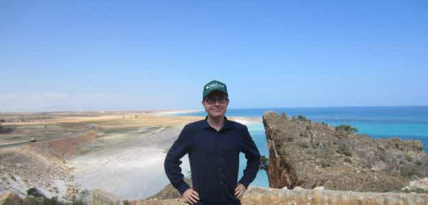 Learn the secrets of the man who visited every country in the world on a budget