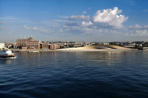 Lisbon's Museum of Art, Architecture & Technology (MAAT) set to open in weeks