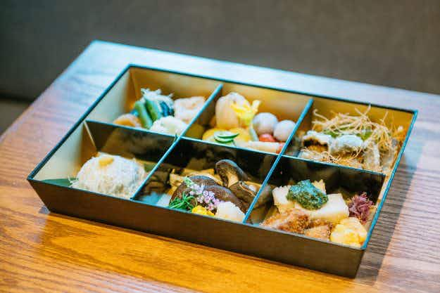 You can now eat a $5 meal made by a Michelin-starred chef in Tokyo