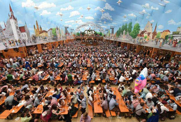 Oktoberfest means more than gallons of beer to Bavaria