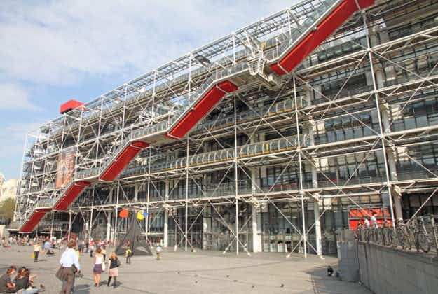 New outpost of the Centre Pompidou art museum to open in Brussels