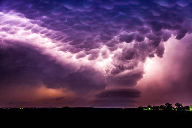 Incredible pictures from the Weather Photographer of the Year competition