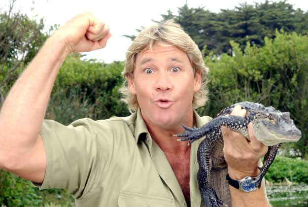 Calls for 'croc hunter' Steve Irwin to feature on Australian currency