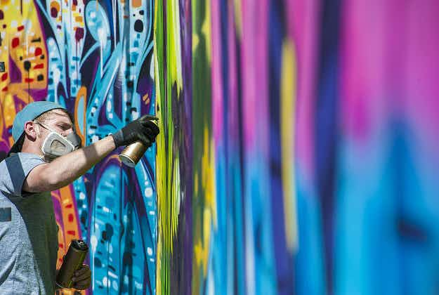 Township street art tourism on the rise in Cape Town and Johannesburg