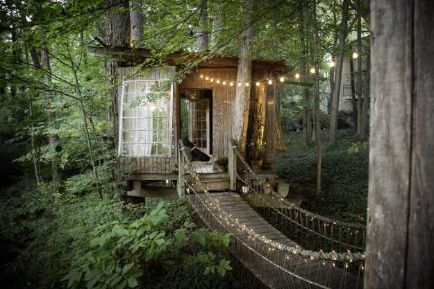 A collection of unique cabins, love shacks and hideouts from all around the world
