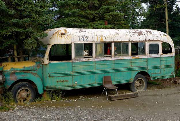 Into the Wild 'Magic Bus' leading hikers and pilgrims astray in Alaska
