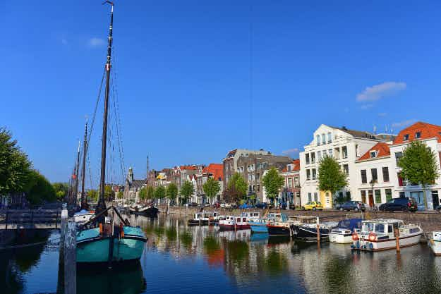 Rotterdam jumps into second spot as favourite Dutch tourist city