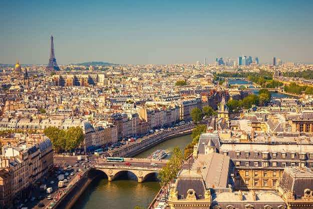 Naked ambition: could Paris be getting a designated nudist zone?