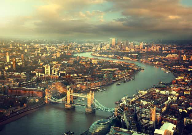 """London takes the top spot in """"cities of opportunity"""" ranking"""