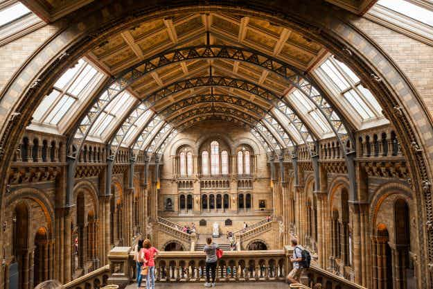 What are the top London attractions most visited by locals?