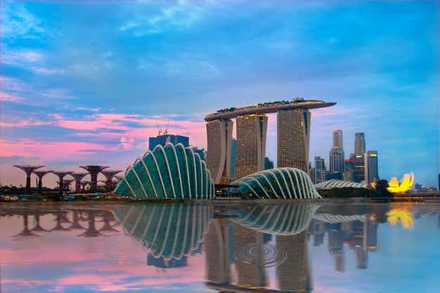 Looking to make a big move? A new survey reveals the best destinations for expats