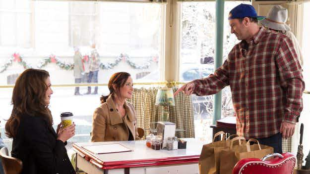 Luke's Diner is popping up all over the United States and giving away free coffee to Gilmore Girls fans