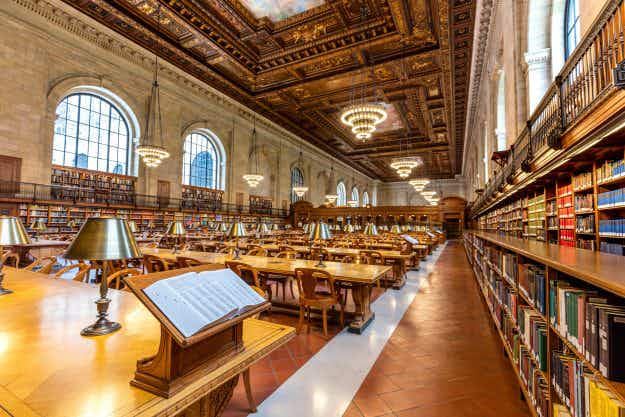 In Pictures: the historic Rose Reading Room at the New York Public Library has reopened