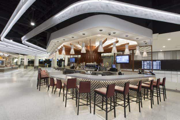 LAX unveils new Sunset Boulevard-inspired look at Terminal 6
