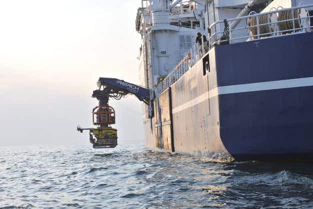 41 ancient shipwrecks discoveredat the bottom of Bulgaria's Black Sea