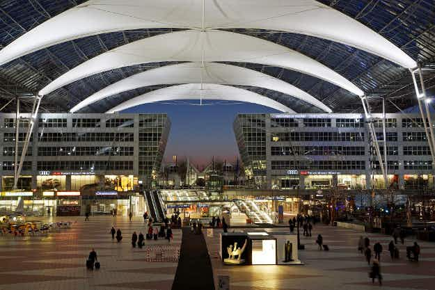 Travellers reveal which European airport terminals provide them with the best overall experience