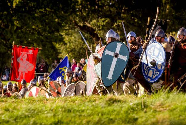 Hyde Park set to be invaded by Saxon and Norman warriors this weekend on 1066 anniversary