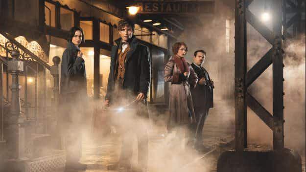 "Philadelphia all set to kick off a ""Fantastic"" Harry Potter weekend"