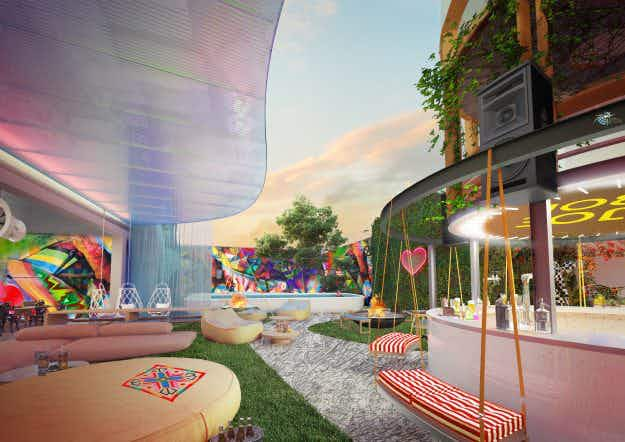 A new range of accommodation wants to combine the best parts of hotels, private rentals and hostels