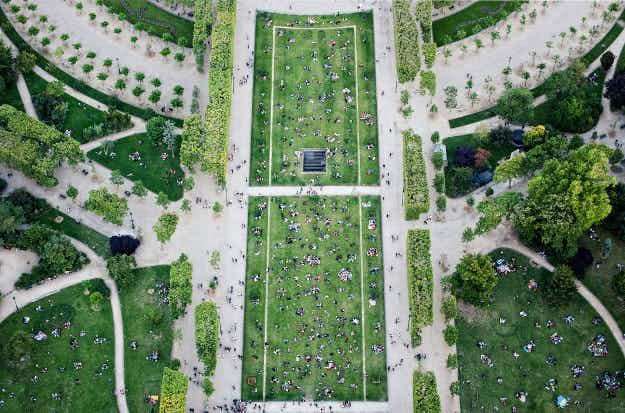 Paris is going to get a whole lot greener as the city promotes local gardening projects