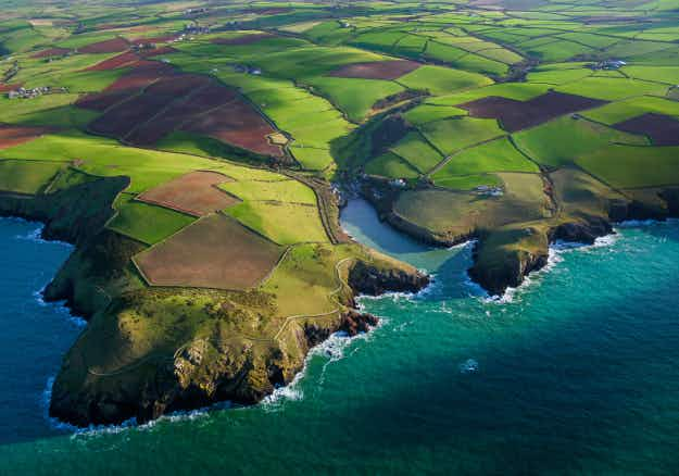 Drone photography competition seeks to capture the beauty of England...safely