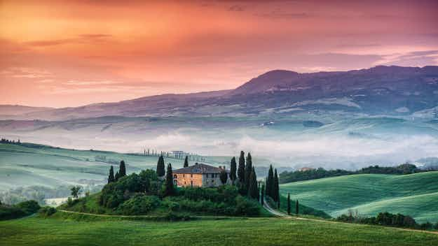 Have a special skill? Trade work for a free stay at an Italian B&B this November