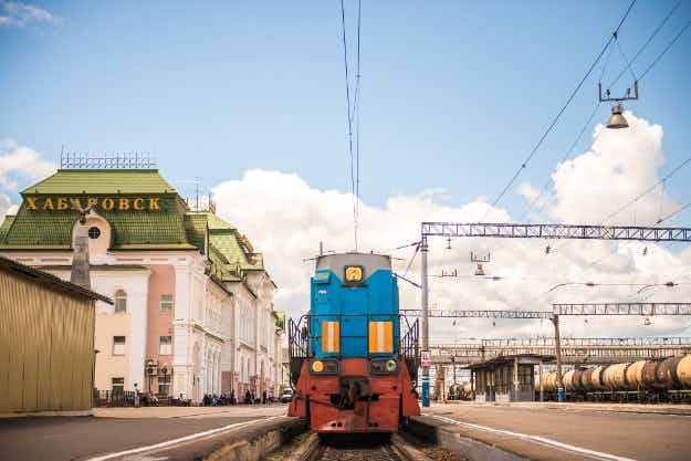 The longest rail line in the world, is just about to get EVEN LONGER  with plans to extend Trans-Siberian Railway to Tokyo