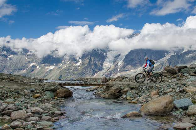 Bored of the gym? Head to Costa Rica for the world's toughest mountain biking race
