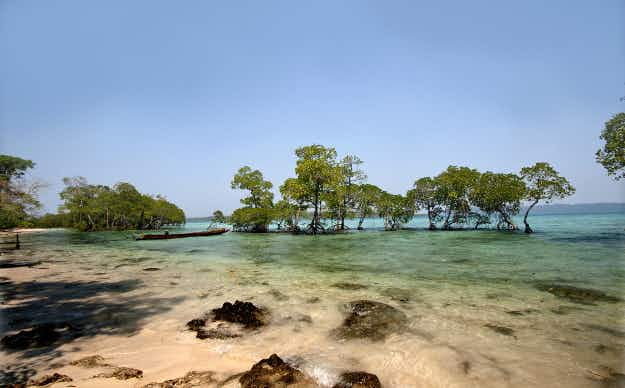 India picks out its most idyllic islands as major destinations for international travellers