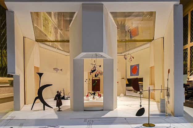 Washington's National Gallery of Art has reopened its East Building with new art and events