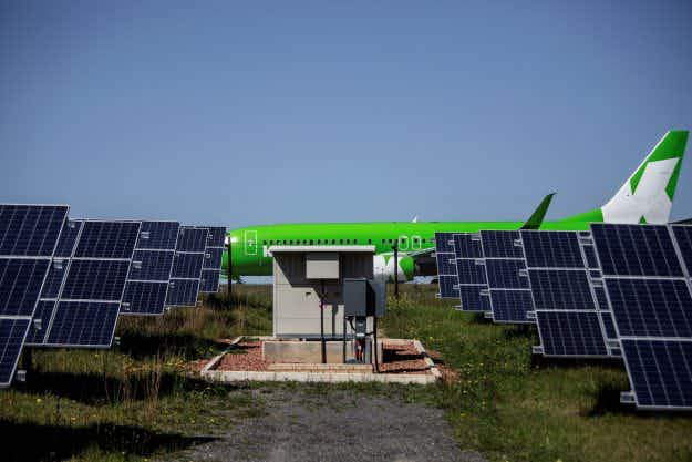 South Africa's first solar-powered airport will help reduce carbon footprint