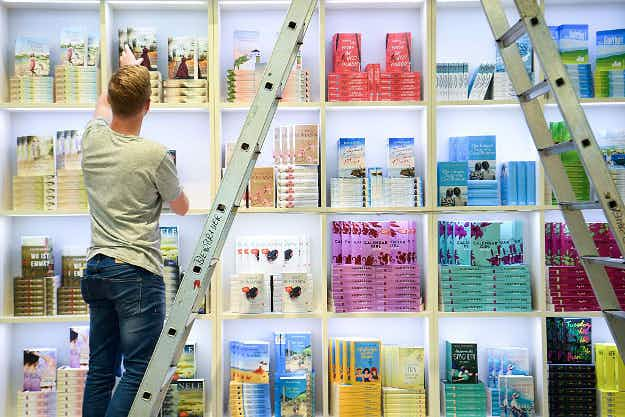 Bibliophiles head to the Frankfurt Book Fair as it opens to the public this weekend