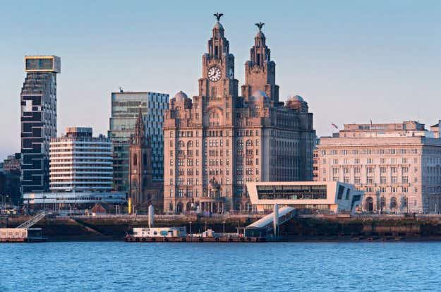 Liverpool's iconic Royal Liver Building set to go under the hammer for over £40 million
