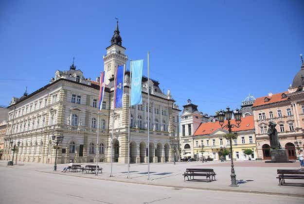 Novi Sad in Serbia to be European Capital of Culture 2021