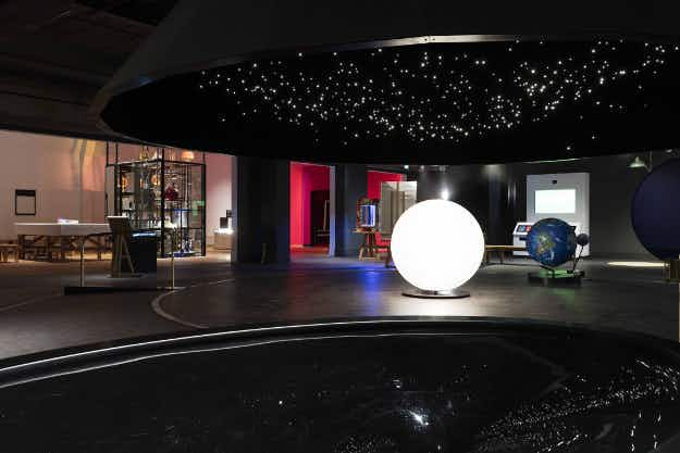Learn about science with slides, solar systems and more at the Science Museum in London's new Wonderlab