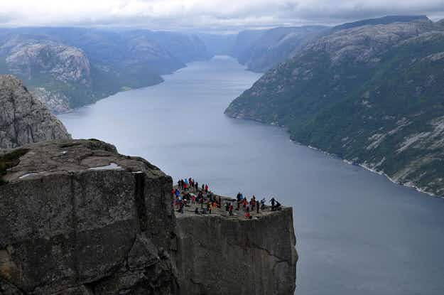 Hiking in Norway could become more exclusive to safeguard the environment