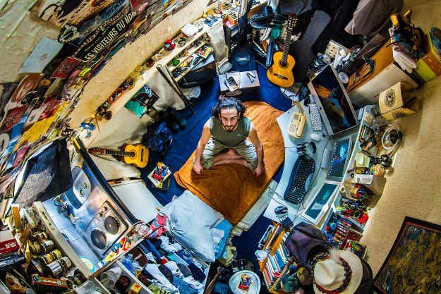 An incredible look inside the bedrooms of young people from all over the world