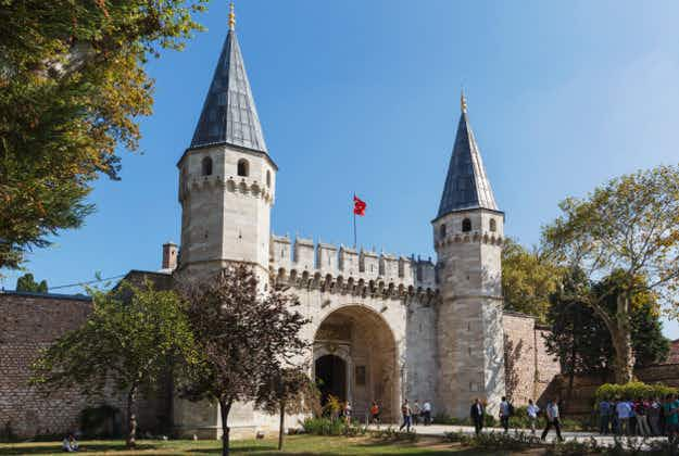 Renovations underway at Istanbul's iconic Topkapı Palace