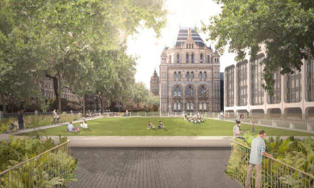 London's Natural History Museum will get a stunning upgrade