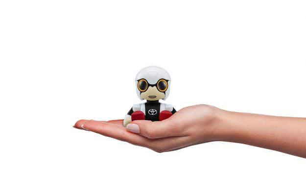 Meet Kirobo Mini, the space travelling robotic companion for your car