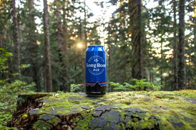 """Outdoor clothing company Patagonia has launched a new """"environmentally-friendly beer"""""""