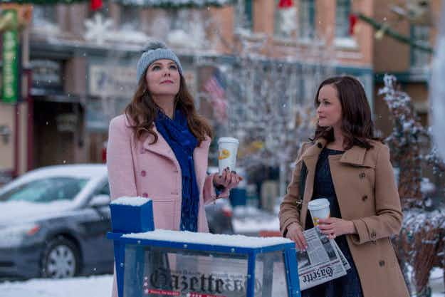 Now you can visit Stars Hollow at a Gilmore Girls festival in Los Angeles