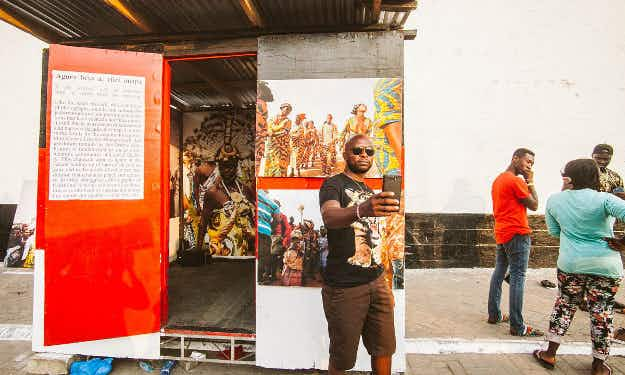 Moving museums: art and culture to tour Ghana in portable kiosks