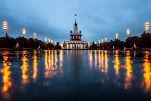 Moscow set for a new wave of multi-billion dollar makeovers labelled 'Hipster-Stalinism'