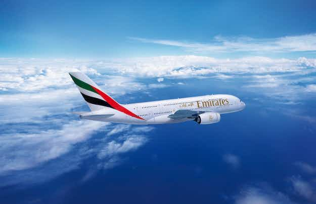 Emirates introduces world's largest plane on its shortest route – on a daily basis